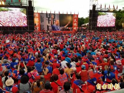 港人不解國民黨「愛國卻反台獨」網友嘆:台灣人也不懂
