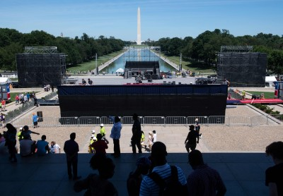 一圓閱兵夢!川普將在美國國慶日大秀戰車、戰機
