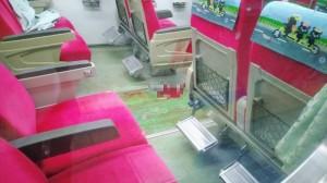 嘉義火車站驚傳鐵路警察遭砍殺臟器外露送醫急救 歹徒遭制伏