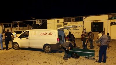 利比亞移民收容中心驚傳恐攻!導致約40人死亡且恐再上升