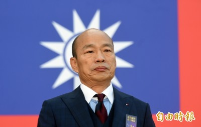 「韓表現的像老國民黨」 挺韓議員直言:他扣分很多
