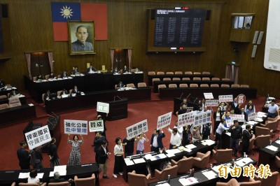 退將禁參中國政治活動 退輔會:估2600人受規範