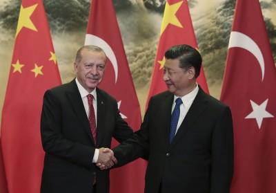 新疆人在中國很幸福! 土耳其總統超級大轉彎
