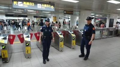 火車刺警案》預防模仿效應 北捷這樣提醒民眾