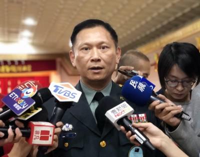 國軍包商涉嫌洩密中共 國防部:官兵警覺高主動檢舉