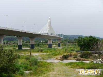 東豐快停工成斷橋 江啟臣:林佳龍團隊錯誤決策