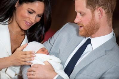 梅根、哈利兒子「亞契」將受洗 皇室神秘不對外開放