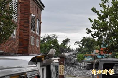 韓國瑜夫婦豪華農舍被爆違建 張麗善:未接獲舉報