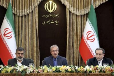 核子協議爭論喬不攏 伊朗決定提高鈾濃度至超標