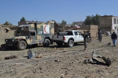 塔利班汽車炸彈攻擊 阿富汗8國安官員喪命