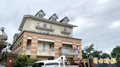 韓國瑜夫婦豪華農舍是否違建?雲林縣府:認定中尚未實勘