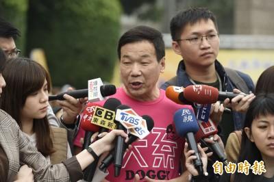 倒戈挺柯還分析郭董選情 鍾小平嗆國民黨主委歐巴桑