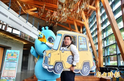 總統出訪期間 黃偉哲要為小英做好這些事...