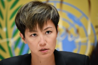 聯合國談「反送中」 《紐時》指何韻詩是香港藝人「異類」