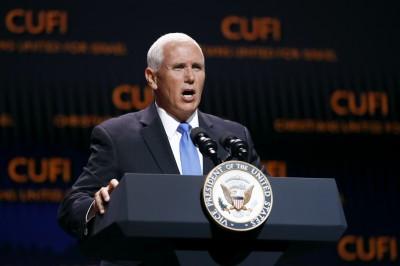 持續制裁!美國副總統:永遠不容許伊朗擁有核武