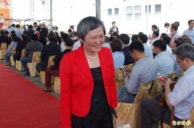 蘇嘉全妻參選立委 周威佑痛批:顯然是衝著民進黨而來