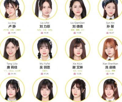 反送中》香港「寶礦力」抽紅媒廣告 中國女團GNZ48抵制