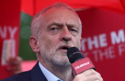 力挽狂瀾? 英國工黨黨魁籲就現有脫歐協議再公投