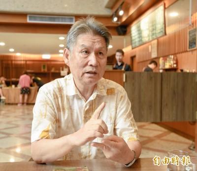 前陸軍副司令劉湘濱:做好資訊戰 攻台戰爭就打不起來!