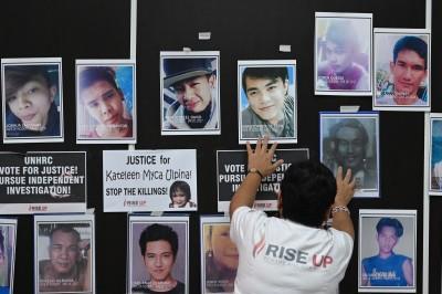 聯合國通過決議 將對菲國掃毒行動提交報告