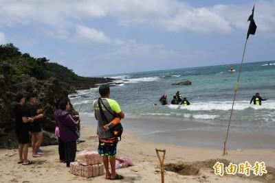 男大生墾丁冒險戲水失蹤 遺體被尋獲