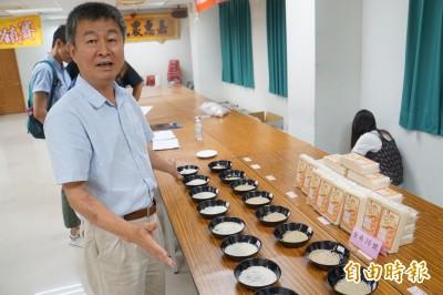 林內農會辦稻米達人冠軍賽 總幹事:稻農種植技術提升