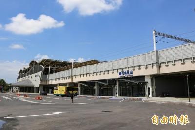 潮州驛站商場「卡關」 暑假難開幕