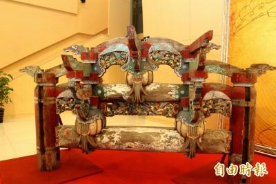 85歲翁了心願  「二通三瓜」木棟架文物捐贈南市府典藏