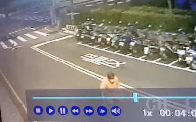 垃圾車輾死晨運阿嬤 司機當場癱軟下跪…