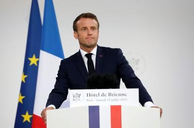 加入太空戰 法國「太空指揮部」明年9月成軍