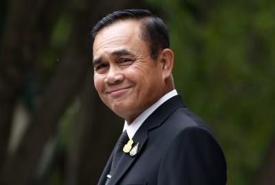 軍事統治掰掰?泰總理帕拉育正式辭去軍政府領導人職務