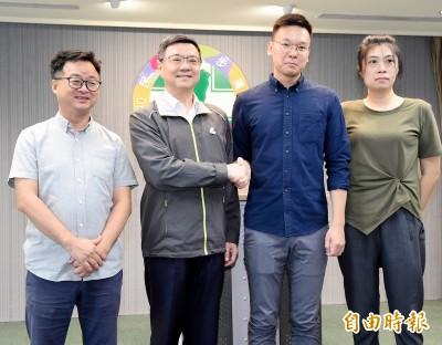 韓國瑜勝出》卓榮泰:民進黨抱必勝決定 讓蔡英文總統連任!