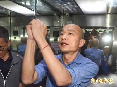 韓國瑜勝出》明年大選是硬仗!王定宇:走入中國或走向國際