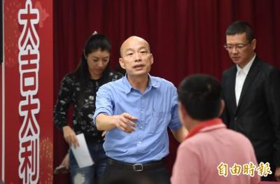 韓國瑜勝出》郭台銘恭喜卻沒說支持 林濁水點出原因