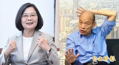 總統要選誰?館長臉書辦投票 韓支持度低過「9.2%」