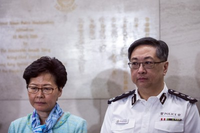 反送中》基層怨氣攀升 香港警隊一哥要同僚「忍一下」