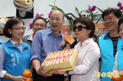 韓國瑜勝出》執政團隊他推薦這些人  網驚呆:毀家滅國套餐