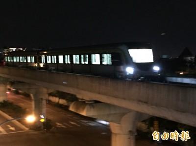 中市綠捷試車》這路段居民最慘!噪音擾人、2樓還被看光光