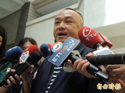 被指想接國安會秘書長 潘恒旭:選舉到了怪事多