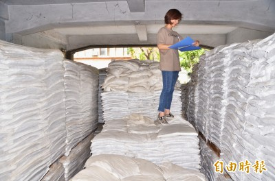 輕颱丹娜絲來襲 台南仁德、新化各8000沙包防災