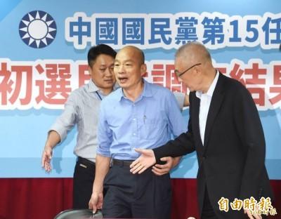 陳菊當11年市長被說「落跑」 陳柏惟轟:韓國瑜算什麼?