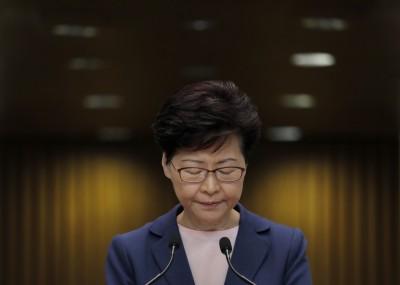 反送中》佔領立法會後首份民調:66%港人要林鄭下台