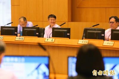 侯友宜視訊參加防颱會議  丹娜絲颱風估明晚對新北影響最大