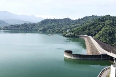 距滿水位不到2公尺 曾文水庫調節性放水