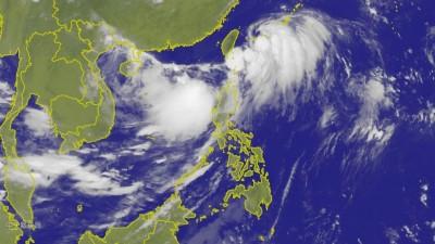 外圍環流影響 中南部、花東今晚起防豪大雨