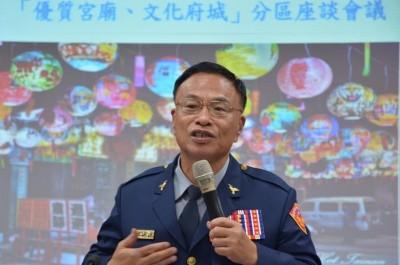 回鍋接警政署副署長 台南警界不捨黃宗仁