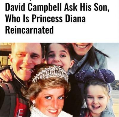 澳洲男童自稱黛安娜王妃轉世!詳述身世死因嚇傻父母