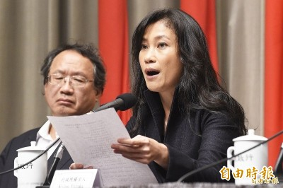 政院發言人:中共代理人修法將精確定義避免誤會