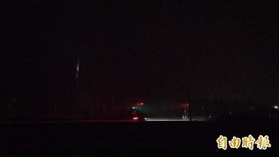 嘉義大雷雨打壞開關 民雄、新港、溪口停電逾2小時