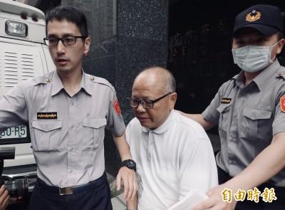 收賄2800萬判36年 前立院秘書長林錫山報到發監執行